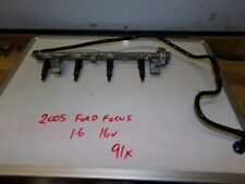Ford Focus Injector Rail with Injectors
