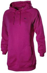 Puma Women's LifeStyle Long Hooded Sweatshirt