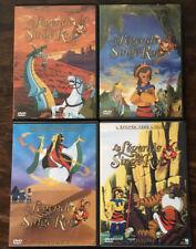 L'EPOPEE VERS L'OUEST ou LA LEGENDE DU SINGE ROI ... VOLUME 1,2,3 et 4