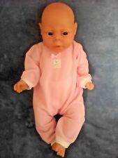 Berjusa Anatomically Correct Newborn Girl Baby Doll