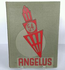 Original 1954 East High School Yearbook (Angelus), Denver Colorado Co.