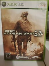 Call Of Duty MW2 Xbox 360 Live