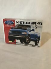 Vintage Lindberg Ford F-150 Flareside 4x4 1:25 Model Kit From 1995 Made in USA
