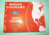 2011 ford fiesta wiring diagrams 2018 ford fiesta wiring diagrams electrical service manual ebay  ford fiesta wiring diagrams electrical