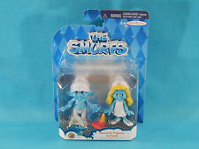 The Smurfs Clumsy & Smurfette Figure 2 Pack Jakks Pacific 2013