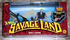 Marvel X Men Savage Land Angel & Sauron mib rare  set