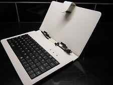 Grey/Silver/White USB Keyboard Carry Case/Stand 4 Google Nexus 7 Android Tablet