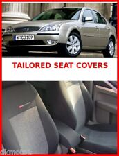 TAILORED SEAT COVERS FOR FORD MONDEO MK3    FULL SET GREY