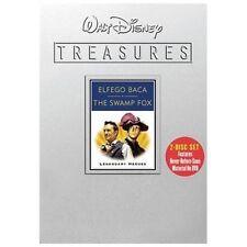 DISNEY TREASURES ELFEGO BACA THE SWAMP FOX DVD *NEW*