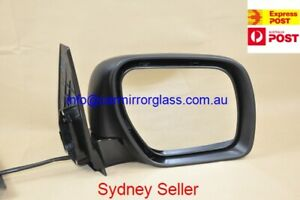 NEW DOOR MIRROR FOR MITSUBISHI PAJERO NS, NT NW 2006-2014 (Right Side, 5pin)
