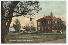 Government College & Barns TRURO Nova Scotia Canada 1907-15 Valentine & Sons PC