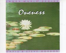 CD DAVID & STEVE GORDONonenessNEAR MINT (R1203)