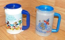 Disney's Yacht & Beach Club / Walt Disney World 25 Travel Cups w/ Lids Only