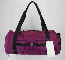Lululemon Run Ways Duffel Gym Travel Bag Regal Plum