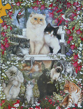 PUZZLE....JIGSAW......HART....Summer Cats......300.Pc...Sealed
