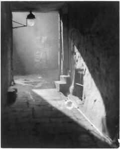 Photo:Weir's Close,Edinburgh,Scotland,Alley,c1905,AL Coburn 4868