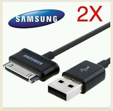 2x SAMSUNG Galaxy Tab 2  7.0 Inch & 10.1 Inch Tablet USB Data Sync Charger Cable