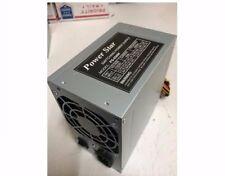 Power-Star 650w-Max ATX Power Supply w/20+4 Pin & SATA On/Off Switch-Brand New
