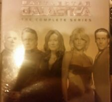 Battlestar Galactica - The Complete Series New DVD 26 disc factory sealed