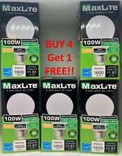 MaxLite LED SoftWhite Light Bulb 15-Watt 100 Watt Equivalent 2700k