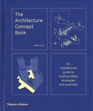 The Architecture Concept Book An inspirational guide to creativ... 9780500343364