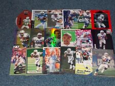 JEROME PATHON 18 CARD LOT WITH 3 ROOKIES INDIANAPOLIS COLTS