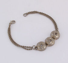 Markenlose Bronze-Modeschmuck-Armbänder ohne Stein