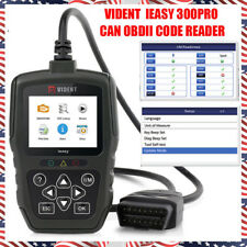 Vident IEasy300Pro CAN OBDII Code Reader Live Data/Car DTC Diagnostic US STOCK