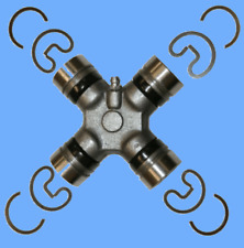 Driveshaft Universal Joint Front Center Rear 92X90.99mm Greasable W. Snap Rings