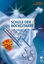 Schule der Rockgitarre Band 1 (+CD)    Neuausgabe 2014 mit Tabulaturheft