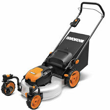 "Worx (19"") 13-Amp Electric Lawn Mower"