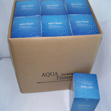Aqua tissue magic coin Tissue disposable wet towel compressed tissue 6000 pcs