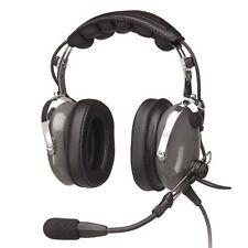 PilotUSA PA-1171T PNR Passive Aviation Headset Cell/Satellite Phone Capable
