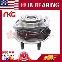Front Wheel Bearing & Hub For 00-2009 Ford Ranger Mazda B4000 4x4 w/ABS 515003x1