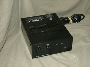 TOA BG-130 Integrated 30W 3-Channel Mixer/Amplifier Support 70V & 4 ohm speakers