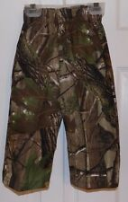 Realtree APG 24M Camo Boys Girls Toddler Hunting Two Pocket Pants BNWT