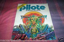 MAGAZINE BD PILOTE NO 35 bis hors serie avril 1977  SCIENCE FICTION