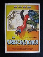 Filmplakatkarte cinema   Die Erbschleicher   Beau Bridges
