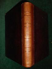 § SAINTE-BEUVE, La Bruyère et La Rochefoucauld (1842) - E.O. AVEC DÉDICACE §