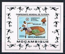 Mozambik, fútbol WM 1982 bloque postfr. **