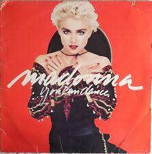 VINILE 33 GIRI RPM MADONNA YOU CAN DANCE 1-25535 1987