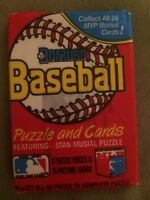 1988 Donruss Baseball Card Wax Pack Dave Stapleton Brewers Pitcher Showing Back