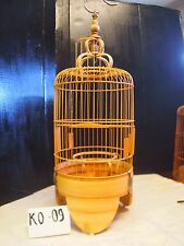 Asian Bamboo Bird Cage KO-09