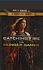 The Hunger Games: Catching Fire/The Hunger Games Double Feature (DVD)