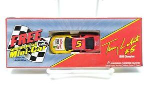 NASCAR 1997 Collectible 1/64 Mini Race Car #5 Terry LaBonte Kellogg's New