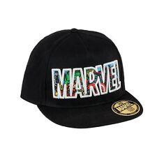 BNWT MENS MARVEL COMICS CAP SNAPBACK HULK SPIDEMAN AVENGERS X-MEN BASEBALL HAT