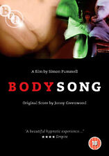BODYSONG - DVD - REGION 2 UK