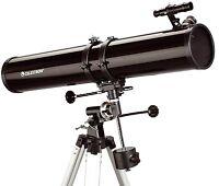 Celestron PowerSeeker 114EQ Reflector Telescope - GorillaSpoke Free P&P Ire & UK