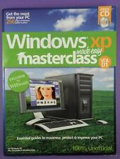 Windows XP Made Easy Masterclass Vol. 1, 259 Page Publication & CD