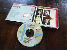 Europe - Musica Più Raccolta Italiana 1998 Sony Cd Perfetto